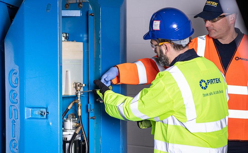Hydraulic Safety Training
